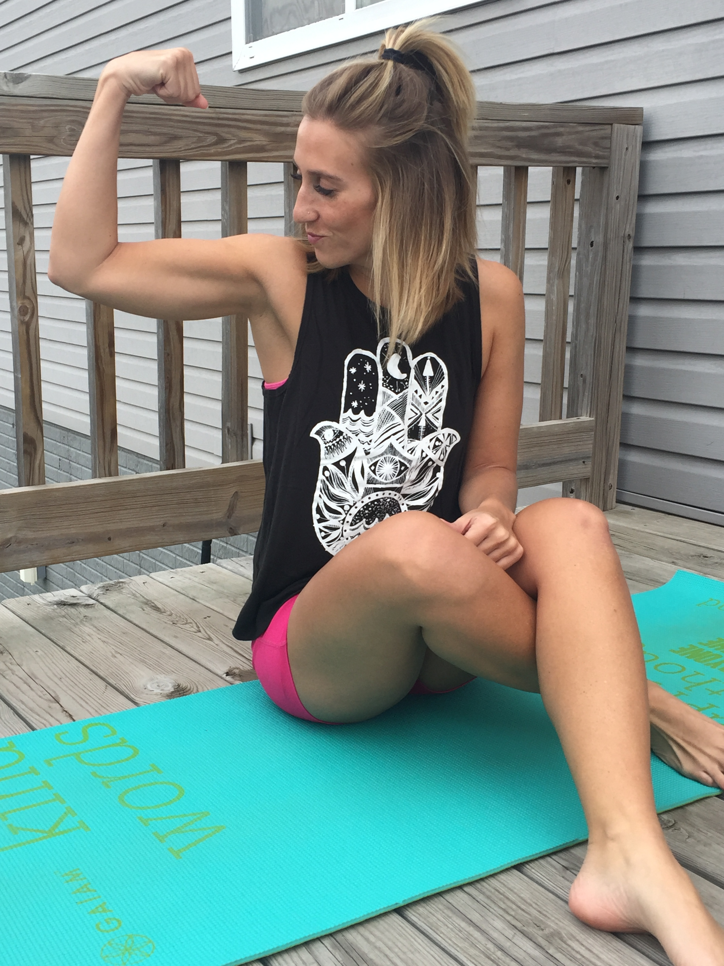 Workout Wednesday: Push-Up Challenge • A Midwestern Mix