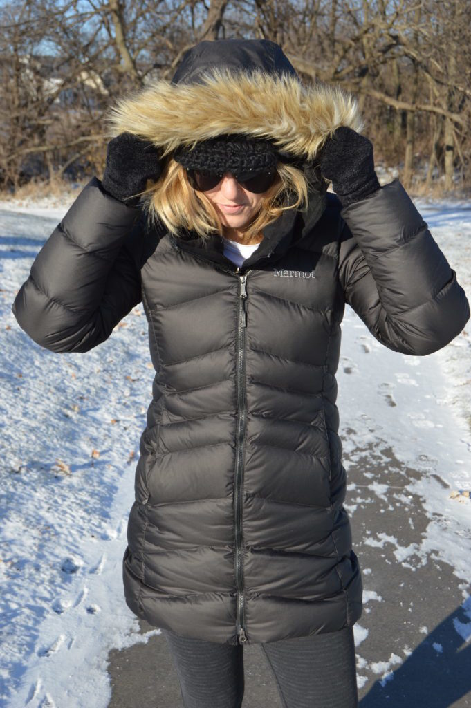 Bundled Up In Black A Midwestern Mix